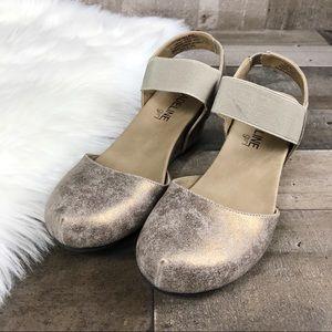 Madeline Girl | Multi Fantasy World Wedge Sandals